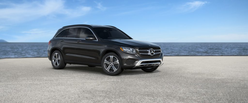 2018 mercedes benz glc 300 available exterior paint color for Mercedes benz 2018 glc 300