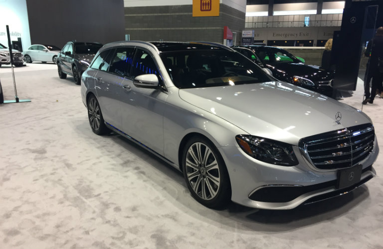 how much cargo can the 2018 mercedes benz e 400 wagon hold. Black Bedroom Furniture Sets. Home Design Ideas
