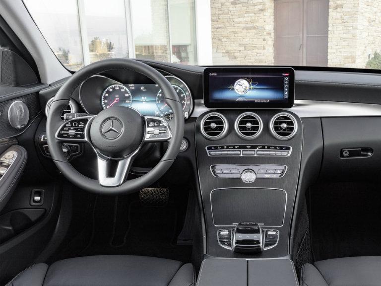 2019 mercedes benz c class front dashboard o mercedes benz of rh mbofsm com Mercedes-Benz C230 Owner's Manual 2008 Mercedes-Benz C-Class