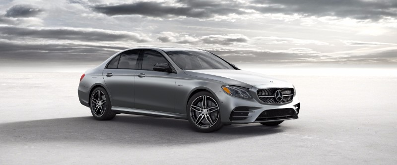 2018 mercedes benz e class designo selenite grey magno o for Mercedes benz of south mississippi
