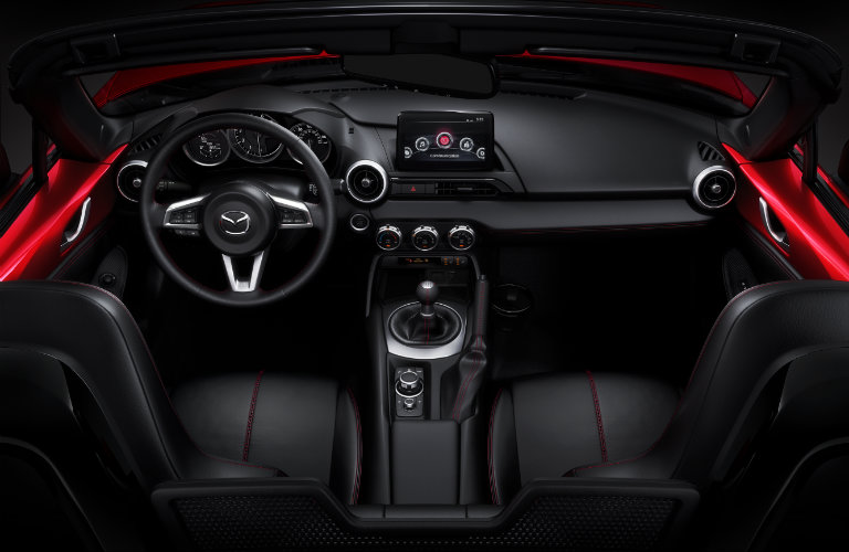 What Mazda Models Come Available With A Manual Transmission