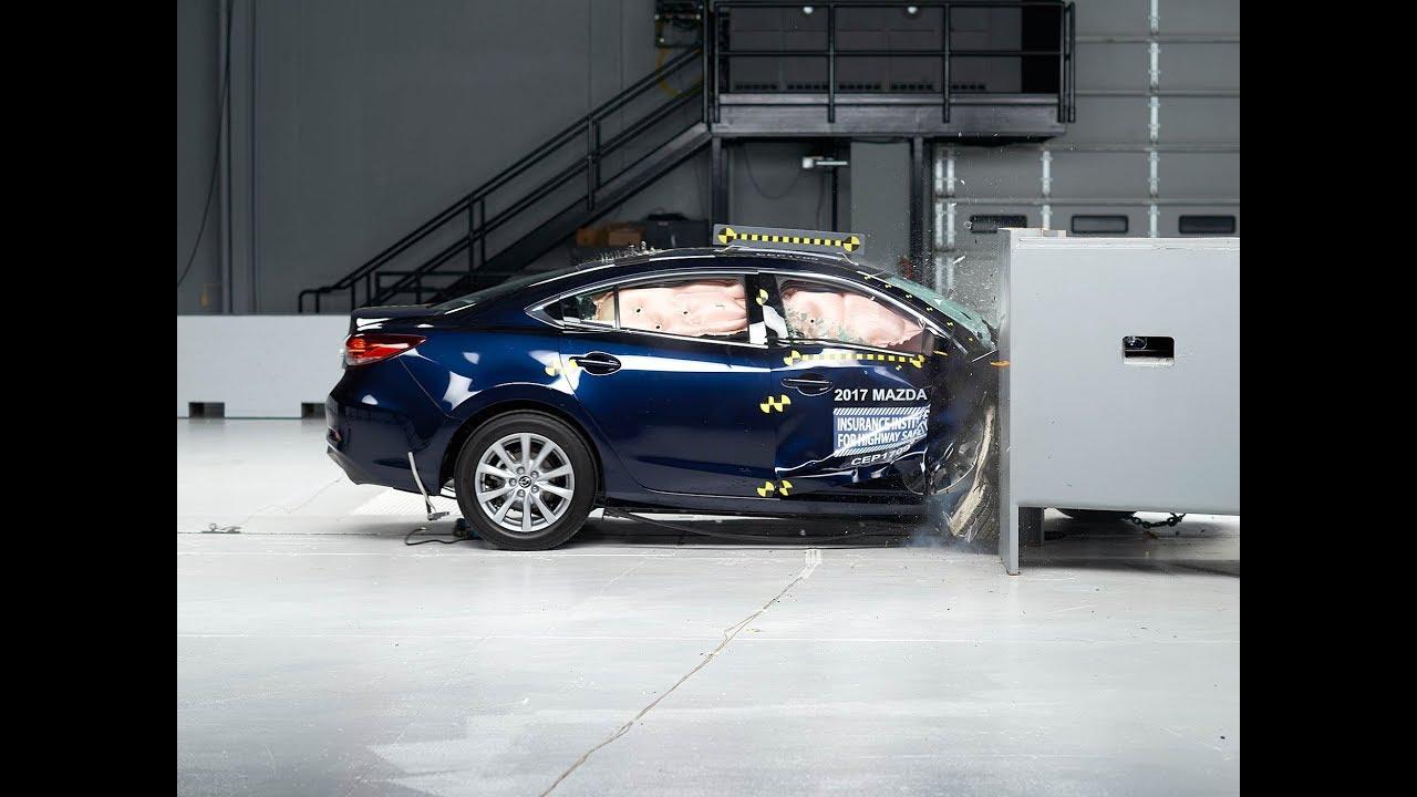Mazda put their cars through a strict test