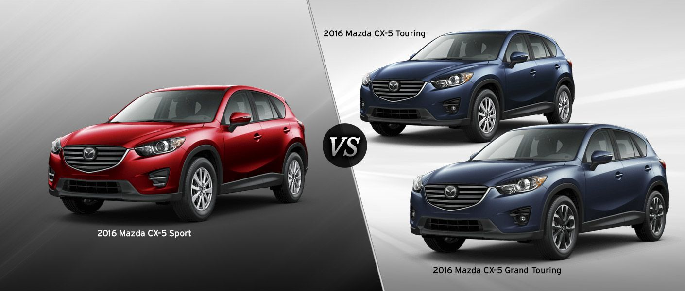 the mazda cx5 sport vs. touring: which one is right for you?