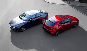 Pair of 2019 Mazda3