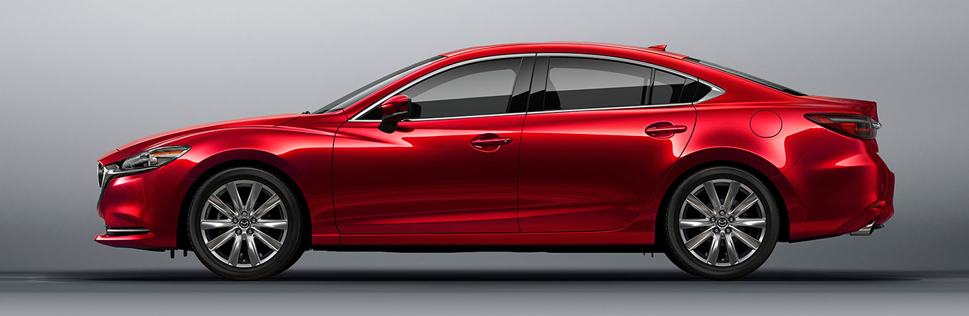 2018 Mazda6 Interior Color Options