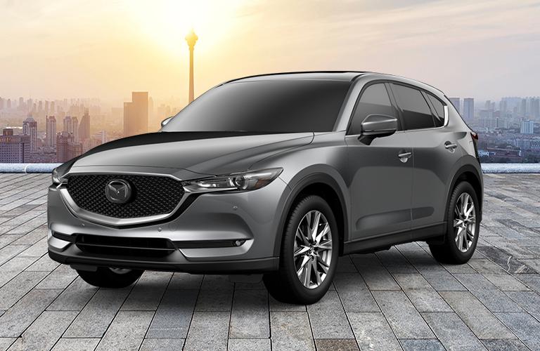 silver 2019 Mazda CX-5