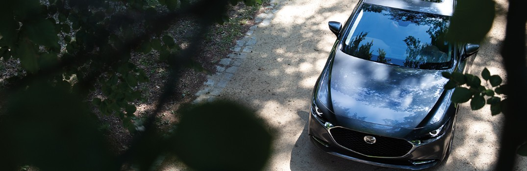 What active safety features does the 2020 Mazda3 offer?