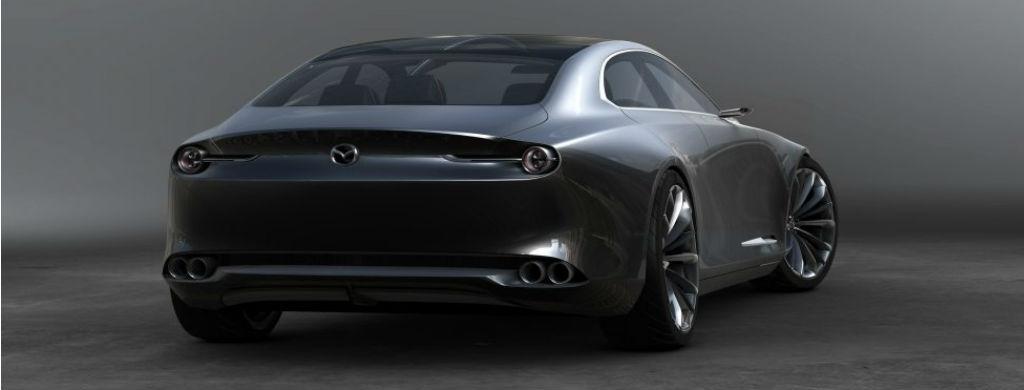 Mazda Vision Coupe new next generation KODO design