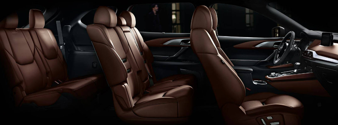 2019 Mazda Cx 9 Interior Seating Trim