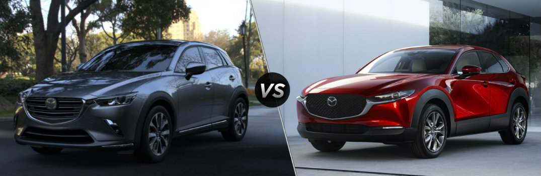 What are the Differences Between the Mazda CX-3 and Mazda CX-30?