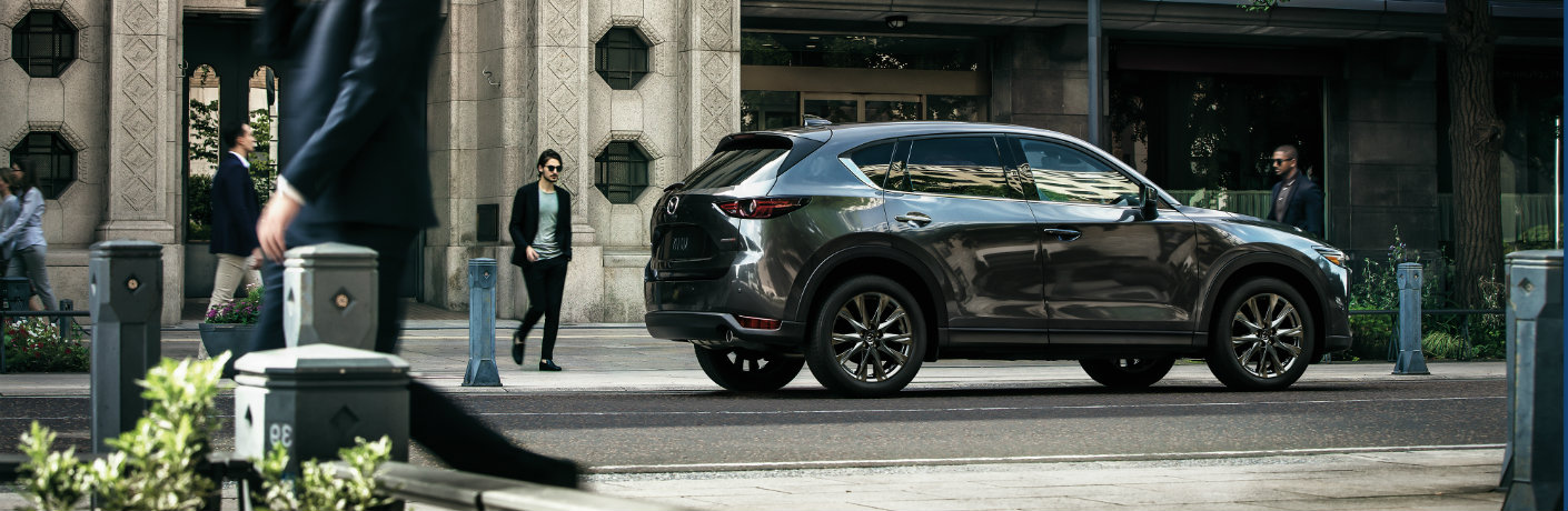 What are the Differences Between the Mazda CX-5 Gas and Diesel Models?