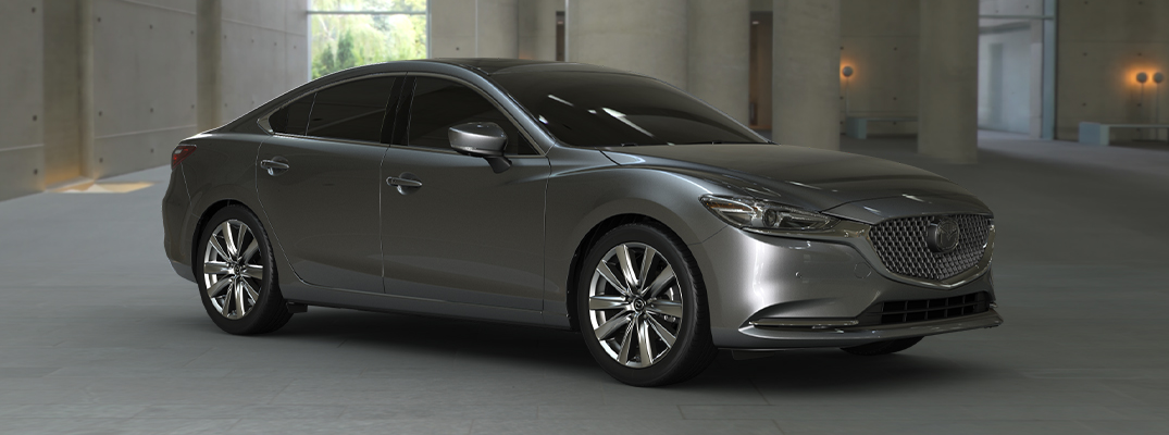 2020 Mazda6 Paint Color Options