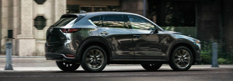 2020 Mazda CX-5 in gray