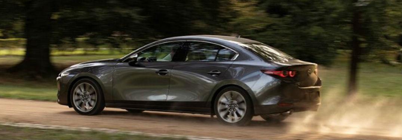 2020 Mazda3 in gray