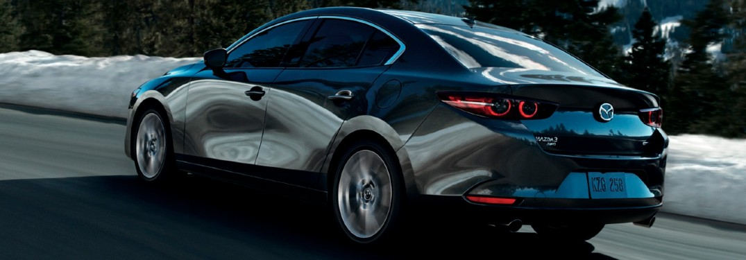 Is the 2021 Mazda3 A Good Vehicle During the Winter?