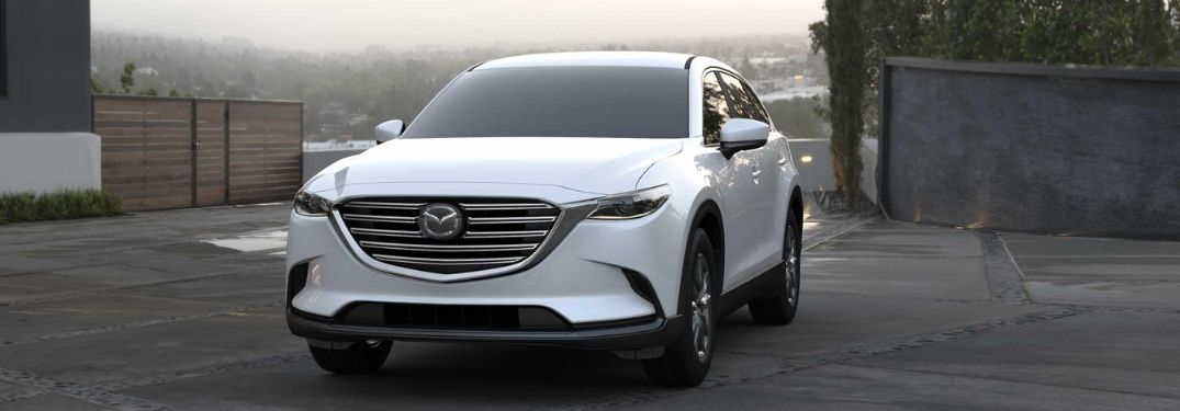 How much room is inside the 2021 Mazda CX-9?