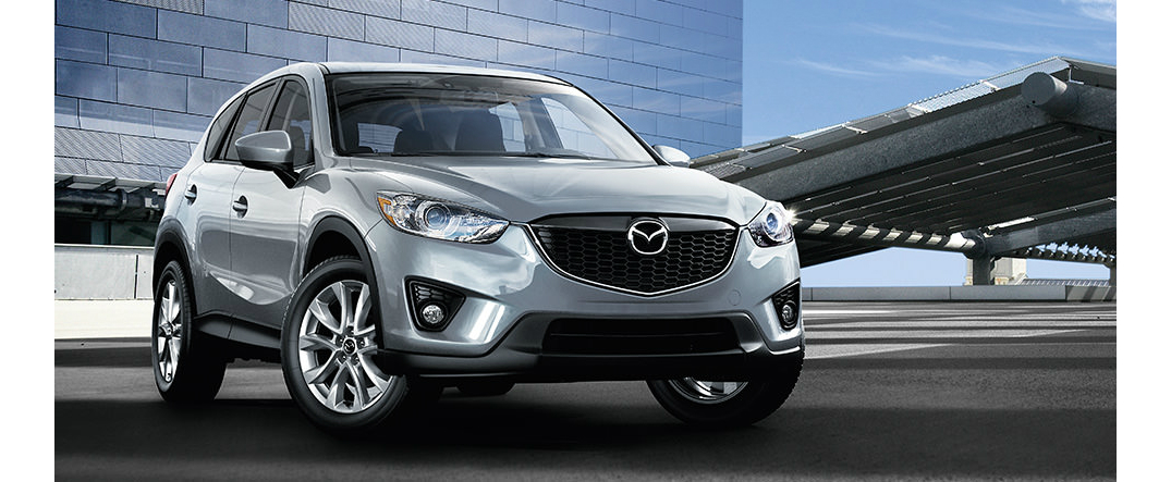 The Mazda CX-5 Keeps Getting Better