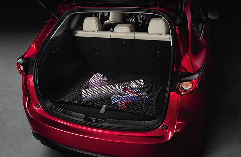 2018 Mazda CX-5 back hatch open