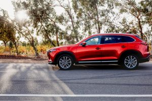 A closer look at the 7 Passenger - 2018 Mazda CX-9 Grand Touring