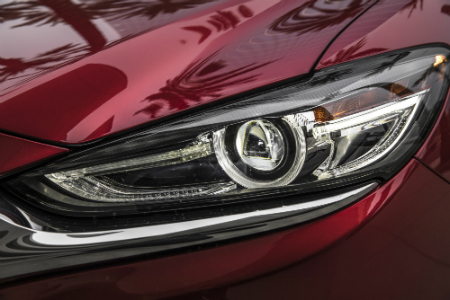 2018 Mazda6 IIHS Safety Rating