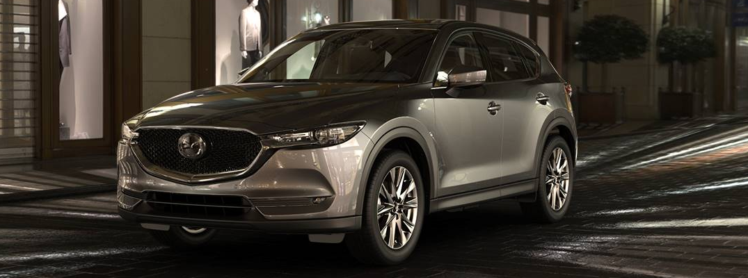 What are the Trim Levels of the 2019 Mazda CX-5?