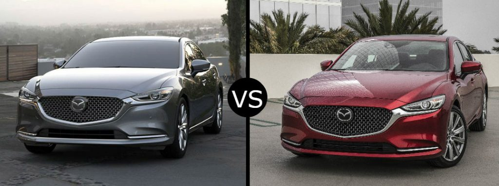 what u2019s the difference between the 2019 vs  2018 mazda6