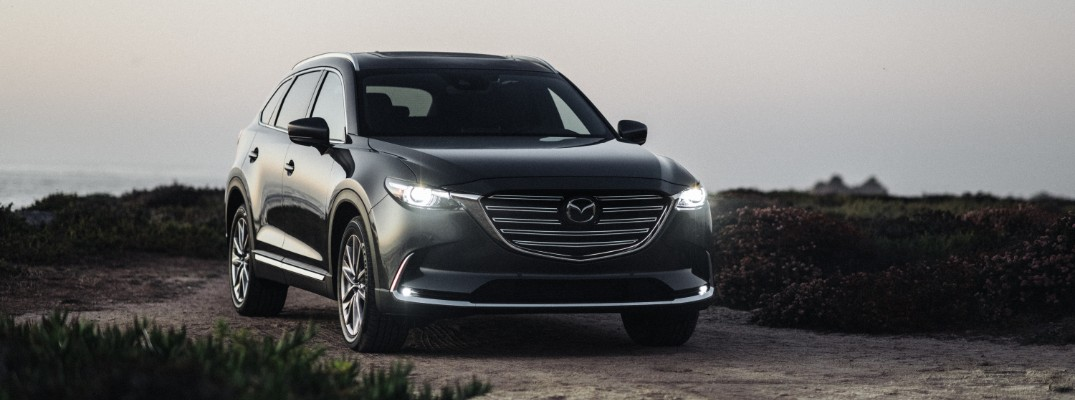 Now in stock: 2020 Mazda CX-9