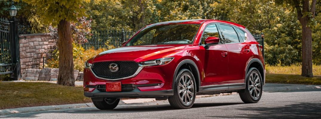Introducing the new 2020 Mazda CX-5 at Maple Shade Mazda