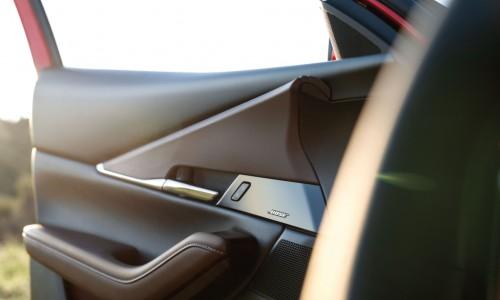 2020 Mazda CX-30 interior door open