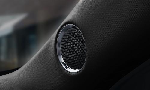 2021 Mazda CX-5 interior Bose premium sound speaker