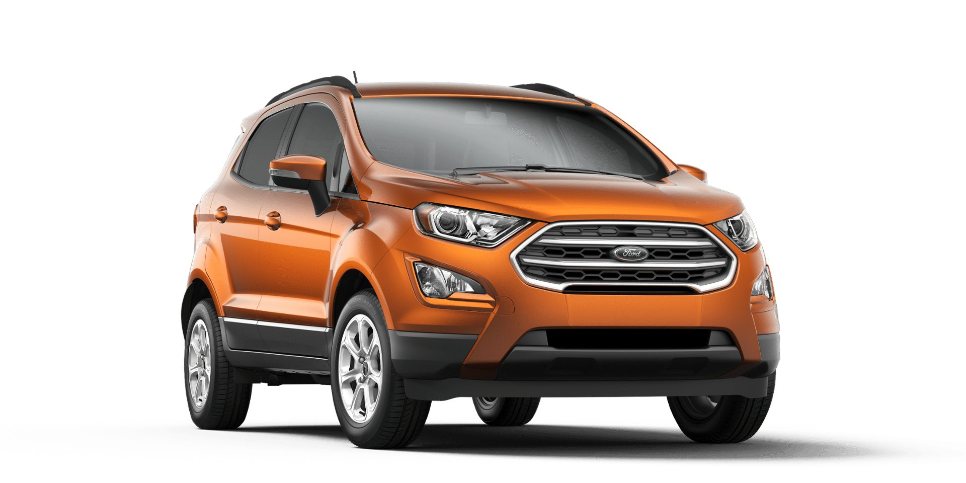 Ford Ecosport Canyon Ridge Front View