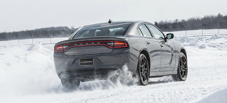 2018 dodge charger gt awd gray in the snow o fitzgerald cdjr. Black Bedroom Furniture Sets. Home Design Ideas