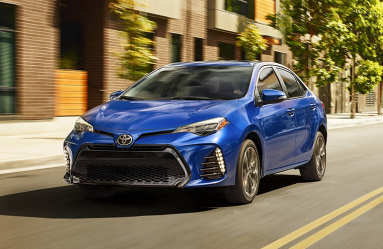 Phil Meador Toyota >> How Fuel Efficient is the 2019 Toyota Corolla?