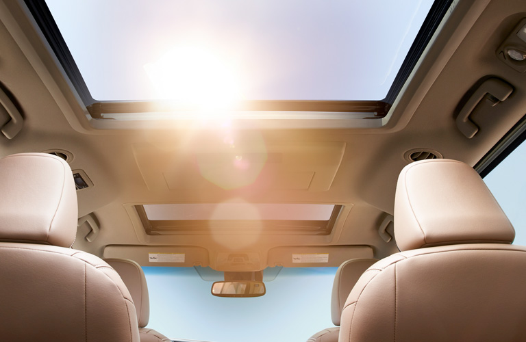 Phil Meador Toyota >> 2019 Toyota Sienna interior cargo volume and seating capacity - Phil Meador Toyota