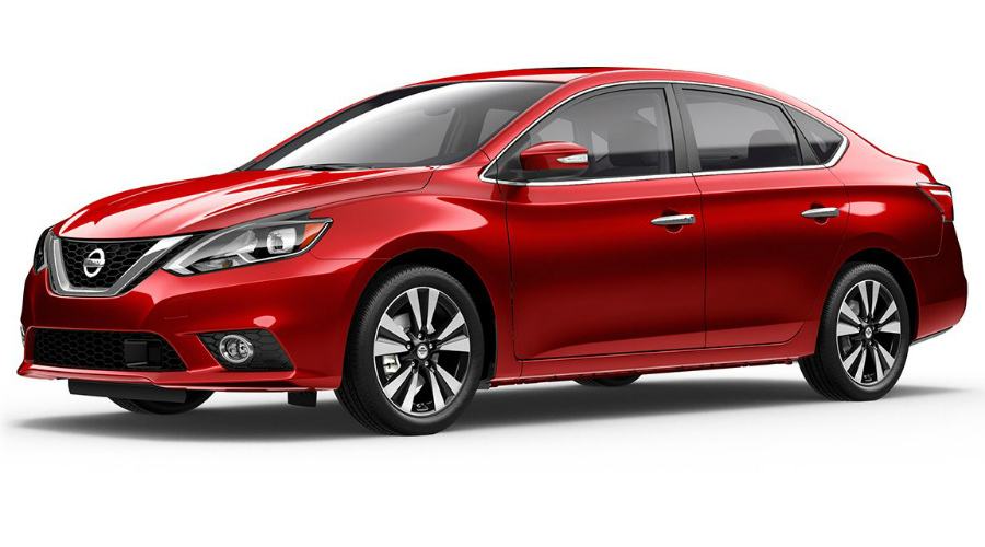 Color Options For The 2018 Nissan Sentra