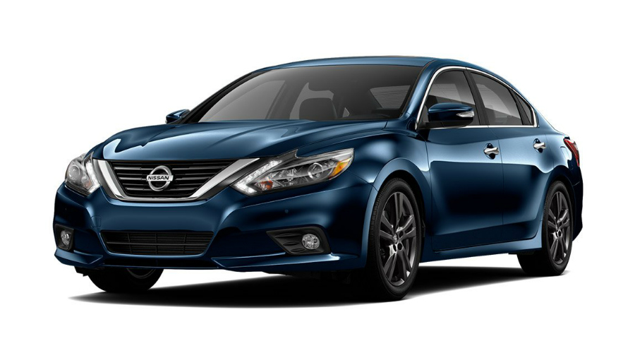 Color Options For The 2018 Nissan Altima