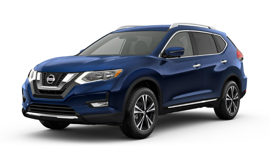 Color Options For The 2018 Nissan Rogue