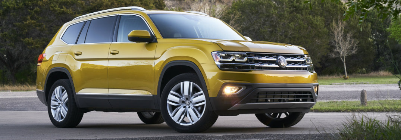 Kurkuma Yellow Metallic 2018 VW Atlas Color
