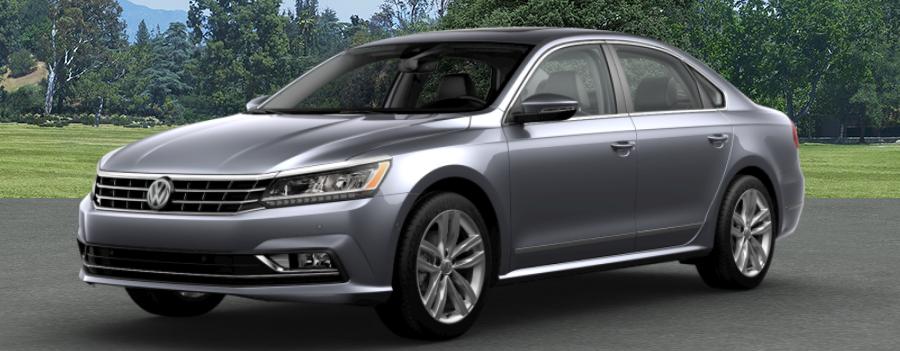 2018 Volkswagen Passat Platinum Gray Metallic