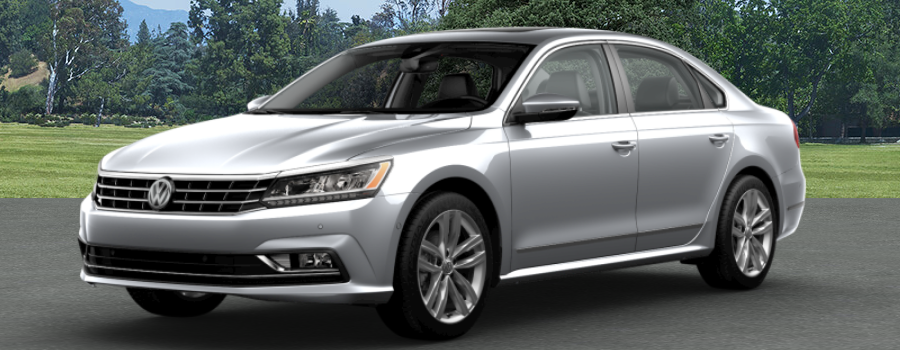 2018 Volkswagen Passat Reflex Silver Metallic