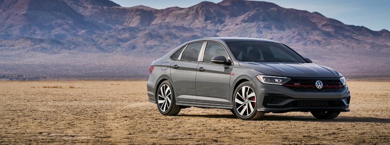 Grey 2019 Volkswagen Jetta GLI