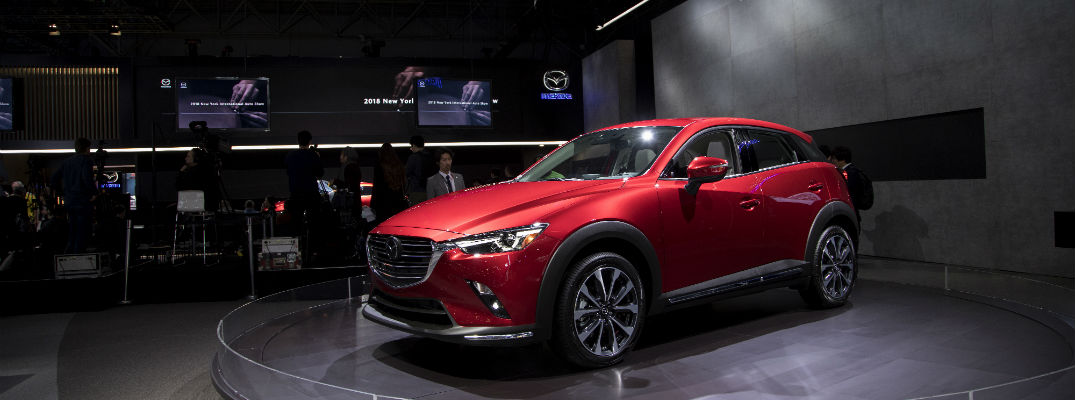 Release Date For The 2019 Mazda Cx 3