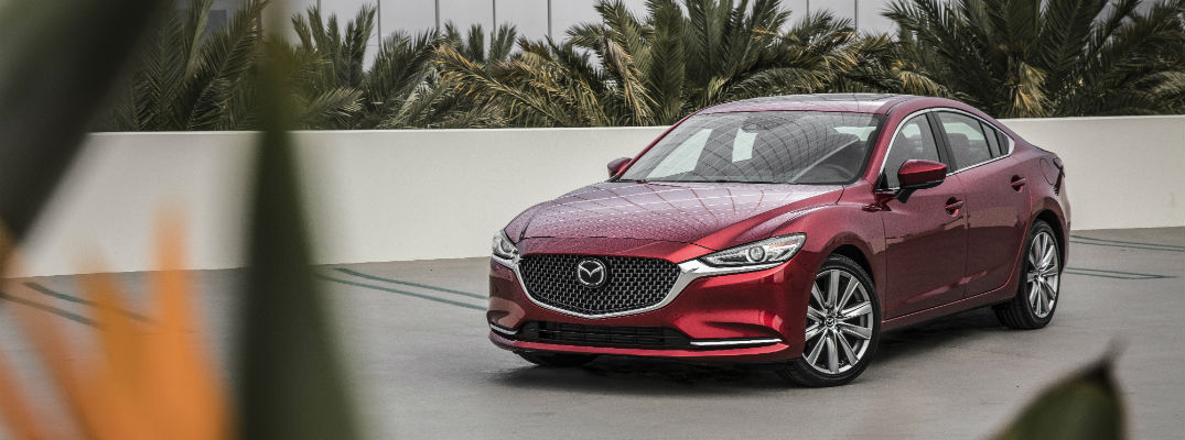 2018 Mazda6 picks up strong crash protection scores for current model year