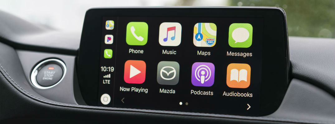 It's official! Mazda adding smartphone compatibility to 2018 Mazda6