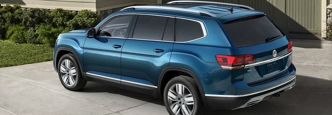 Features Of The 2018 Volkswagen Atlas