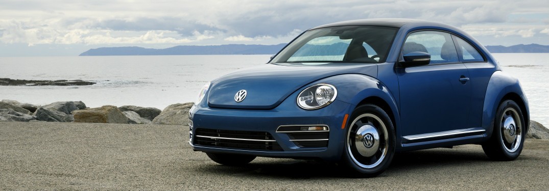 2018 Volkswagen Beetle Fuel Economy Ratings