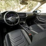 2019 Volkswagen Jetta interior dash and steering wheel