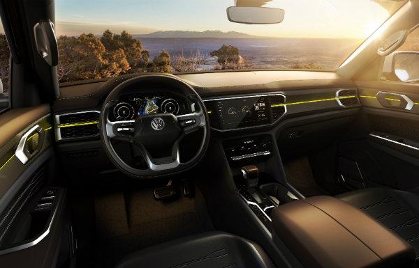2019 Volkswagen Atlas Cross Sport 5 Seat Suv