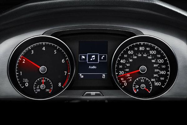 2018 Volkswagen Golf Sportwagen Gauge Cluster O Onion