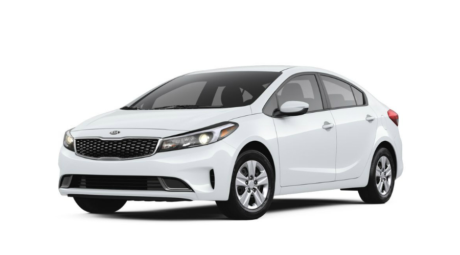 Body Paint Color Options For The 2018 Kia Forte